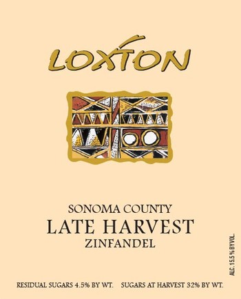 Late Harvest Zinfandel