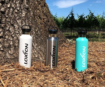 Loxton Stainless Steel Water Bottle