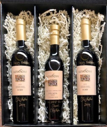 Dessert Wine Trio Gift Box