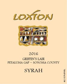 2016 Syrah Griffin's Lair