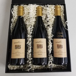 Rossi Ranch Syrah Vertical