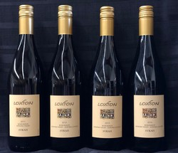 Rossi Ranch Syrah Vertical Image